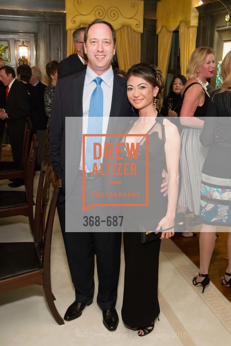 Michael Gross, Susan Davenport, Benefactor Party for the 2016 Ballet Gala, Private Residence, January 14th, 2016,Drew Altizer, Drew Altizer Photography, full-service agency, private events, San Francisco photographer, photographer california