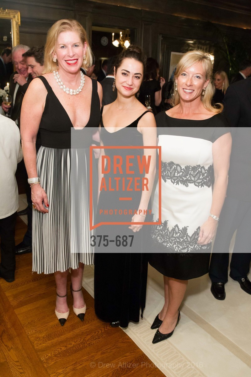 Jennifer Brandenburg, Mathilde Froustey, Rhonda Mahendroo, Benefactor Party for the 2016 Ballet Gala, Private Residence, January 14th, 2016,Drew Altizer, Drew Altizer Photography, full-service event agency, private events, San Francisco photographer, photographer California