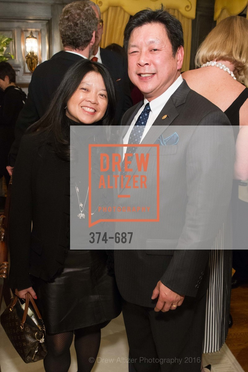 Yvonne Chang, Ron Chang, Benefactor Party for the 2016 Ballet Gala, Private Residence, January 14th, 2016,Drew Altizer, Drew Altizer Photography, full-service agency, private events, San Francisco photographer, photographer california