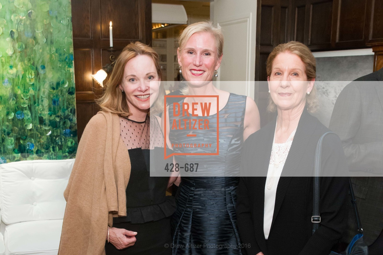 Janice Zakin, Alison Mauze, Benefactor Party for the 2016 Ballet Gala, Private Residence, January 14th, 2016,Drew Altizer, Drew Altizer Photography, full-service agency, private events, San Francisco photographer, photographer california