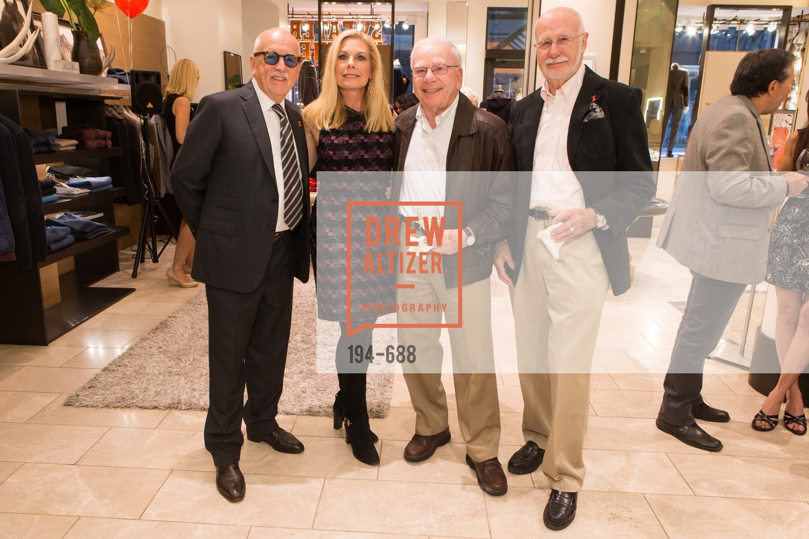 Wilkes Bashford, Jacqueline Jacoby, Tom Roghgiesser, George Lucas, Wilkes Bashford, In Memoriam 1933-2016, San Francisco, January 16th, 2016,Drew Altizer, Drew Altizer Photography, full-service agency, private events, San Francisco photographer, photographer california