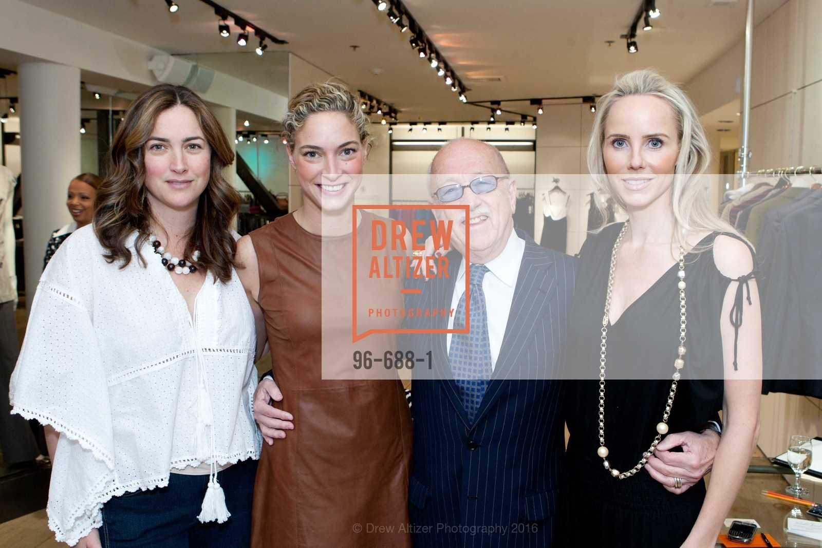Alexis Traina, Veronica Beard, Wilkes Bashford, Vanessa Getty, Photo #96-688-1