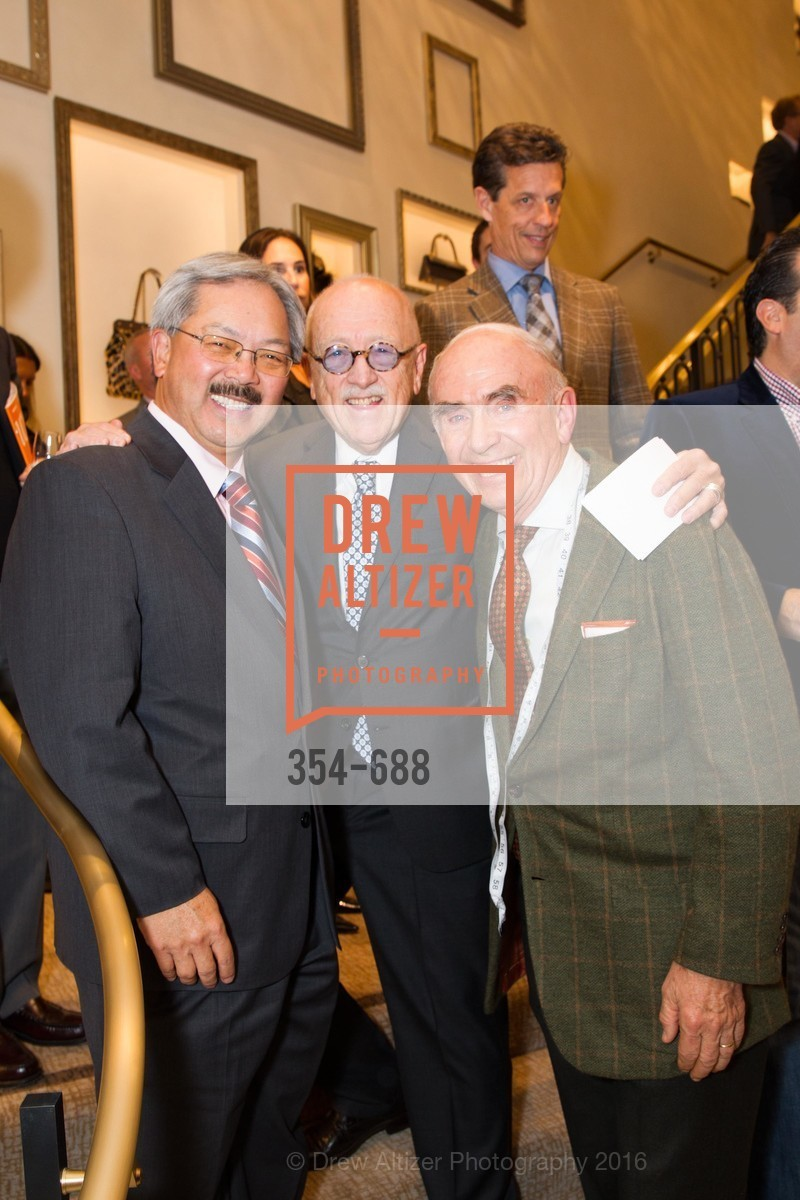 Mayor Ed Lee, Wilkes Bashford, Jack Mitchell, Wilkes Bashford, In Memoriam 1933-2016, San Francisco, January 16th, 2016,Drew Altizer, Drew Altizer Photography, full-service agency, private events, San Francisco photographer, photographer california