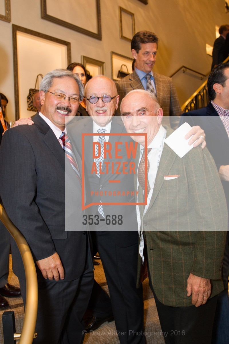 Ed Lee, Wilkes Bashford, Jack Mitchell, Wilkes Bashford, In Memoriam 1933-2016, San Francisco, January 16th, 2016,Drew Altizer, Drew Altizer Photography, full-service agency, private events, San Francisco photographer, photographer california