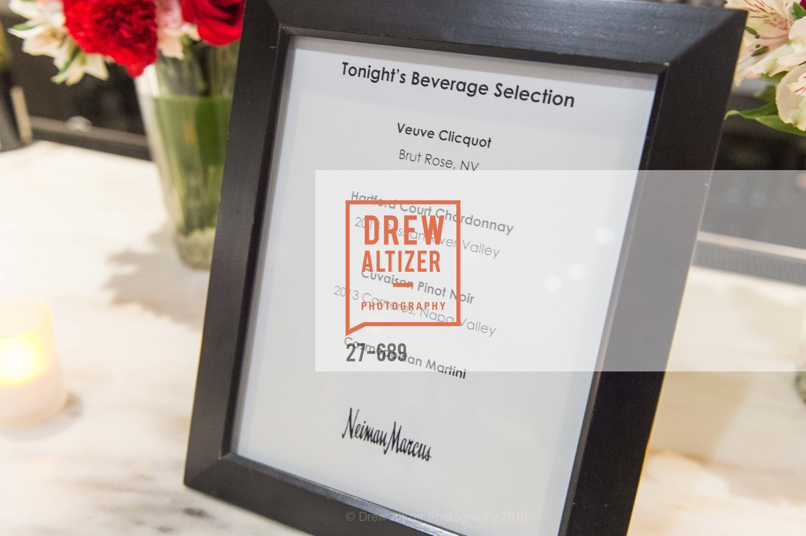 Atmosphere, Oscar de la Renta Cocktail Party with Boaz Mazor, The Rotunda Restaurant, January 19th, 2016,Drew Altizer, Drew Altizer Photography, full-service event agency, private events, San Francisco photographer, photographer California