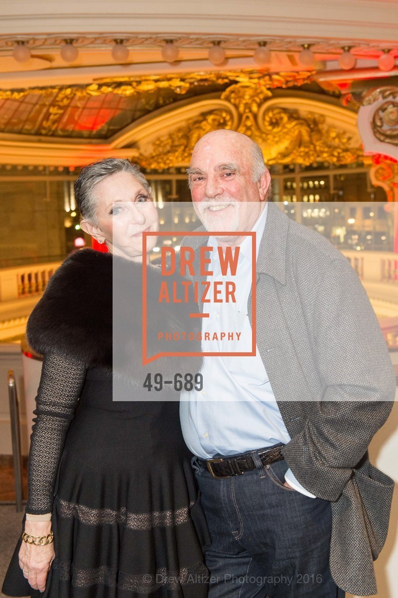 Cheryl Genet, Bill Genet, Oscar de la Renta Cocktail Party with Boaz Mazor, The Rotunda Restaurant, January 19th, 2016,Drew Altizer, Drew Altizer Photography, full-service agency, private events, San Francisco photographer, photographer california