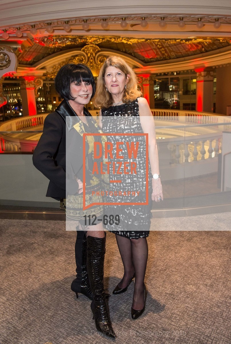 Marilyn Cabak, Emely Weissman, Oscar de la Renta Cocktail Party with Boaz Mazor, The Rotunda Restaurant, January 19th, 2016,Drew Altizer, Drew Altizer Photography, full-service agency, private events, San Francisco photographer, photographer california