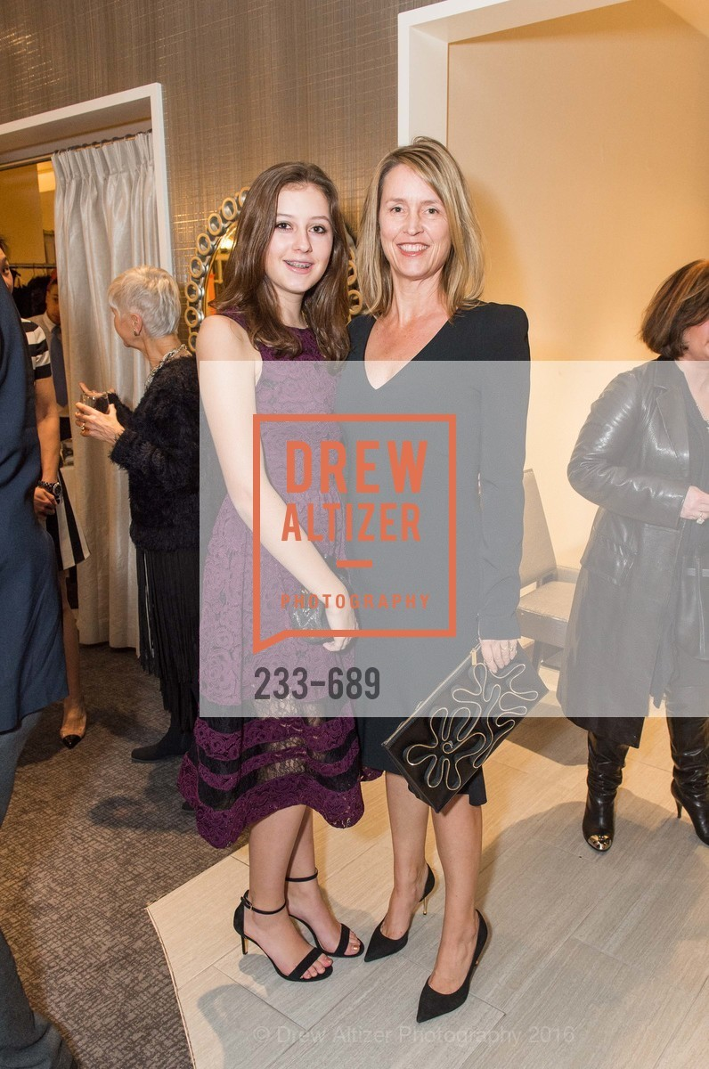 Madison Dempster, Kim Brooks, Oscar de la Renta Cocktail Party with Boaz Mazor, The Rotunda Restaurant, January 19th, 2016,Drew Altizer, Drew Altizer Photography, full-service event agency, private events, San Francisco photographer, photographer California