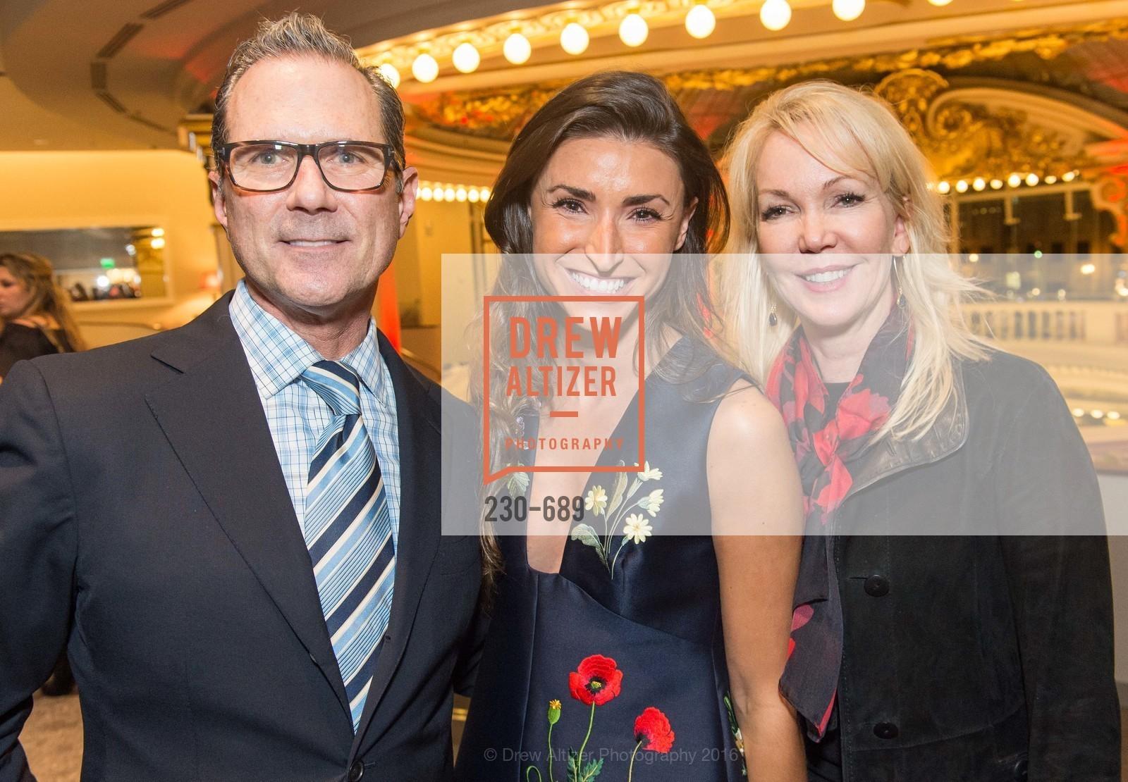 Bron Wyn, Mary Christensen, Oscar de la Renta Cocktail Party with Boaz Mazor, The Rotunda Restaurant, January 19th, 2016