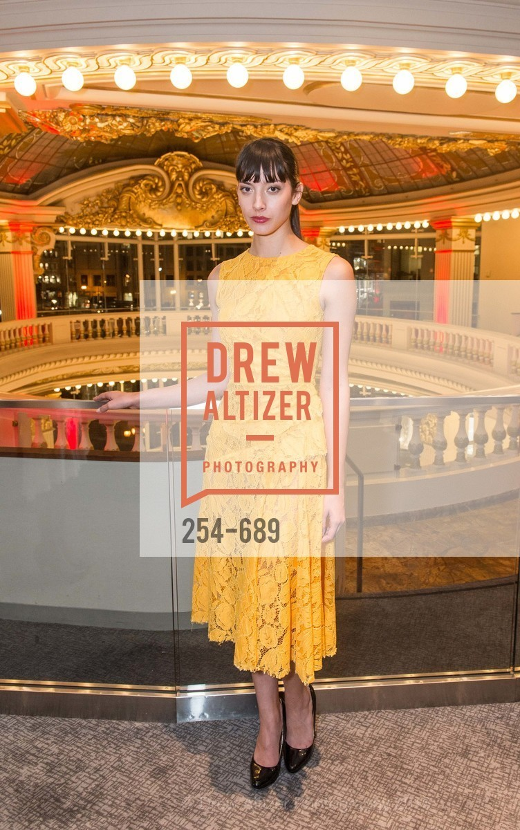Lana Kohn, Oscar de la Renta Cocktail Party with Boaz Mazor, The Rotunda Restaurant, January 19th, 2016,Drew Altizer, Drew Altizer Photography, full-service agency, private events, San Francisco photographer, photographer california