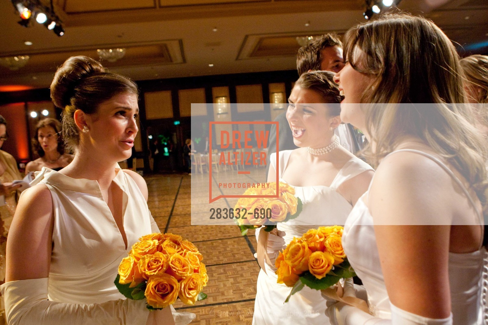 Denise Rollandi, Grace Schlesinger, Victoria Hetz, 2009 Debutante Ball, Unknown, July 4th, 2008,Drew Altizer, Drew Altizer Photography, full-service agency, private events, San Francisco photographer, photographer california