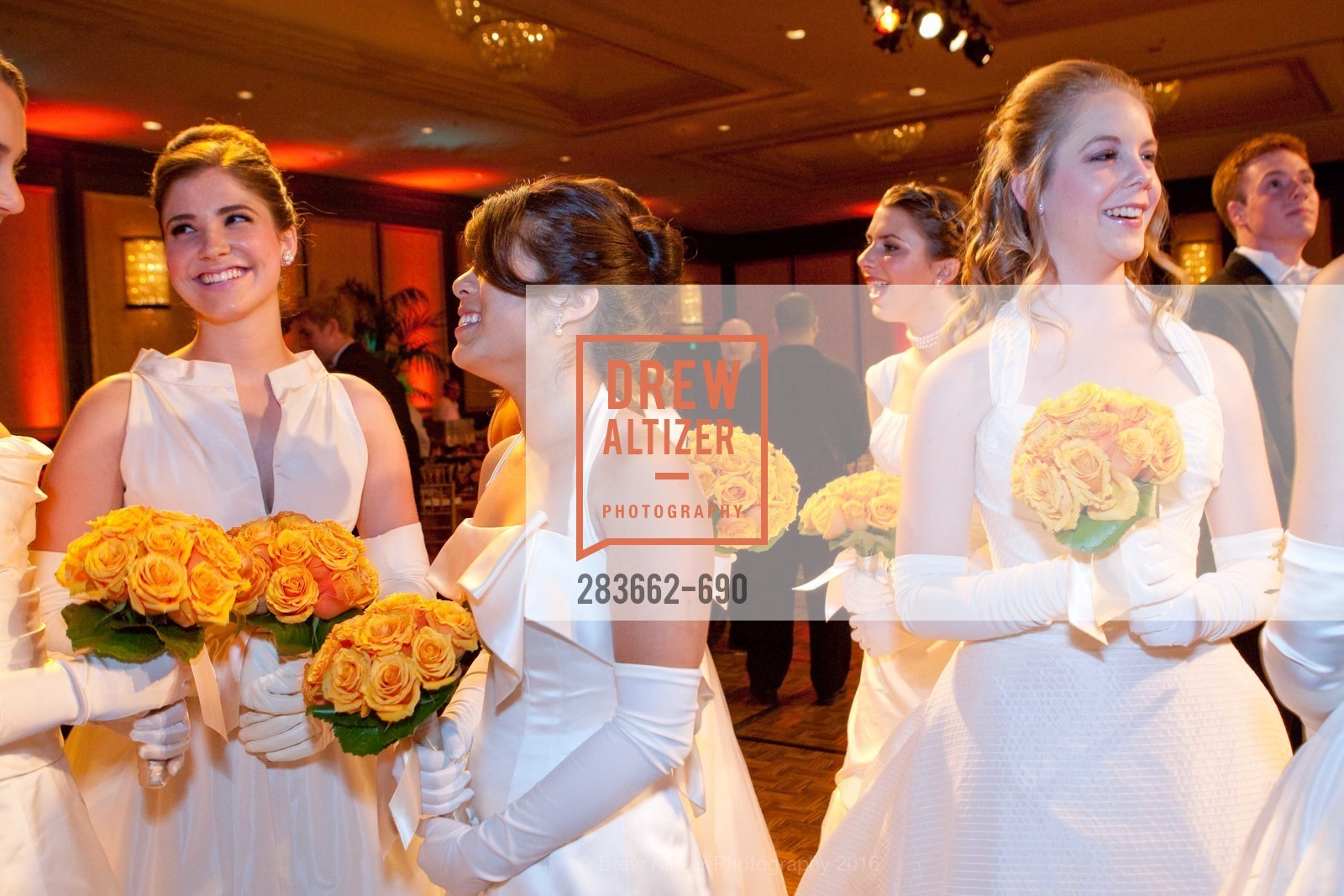 Denise Rollandi, Marissa Seto, Grace Schlesinger, Elizabeth Hullar, 2009 Debutante Ball, Unknown, July 4th, 2008,Drew Altizer, Drew Altizer Photography, full-service agency, private events, San Francisco photographer, photographer california