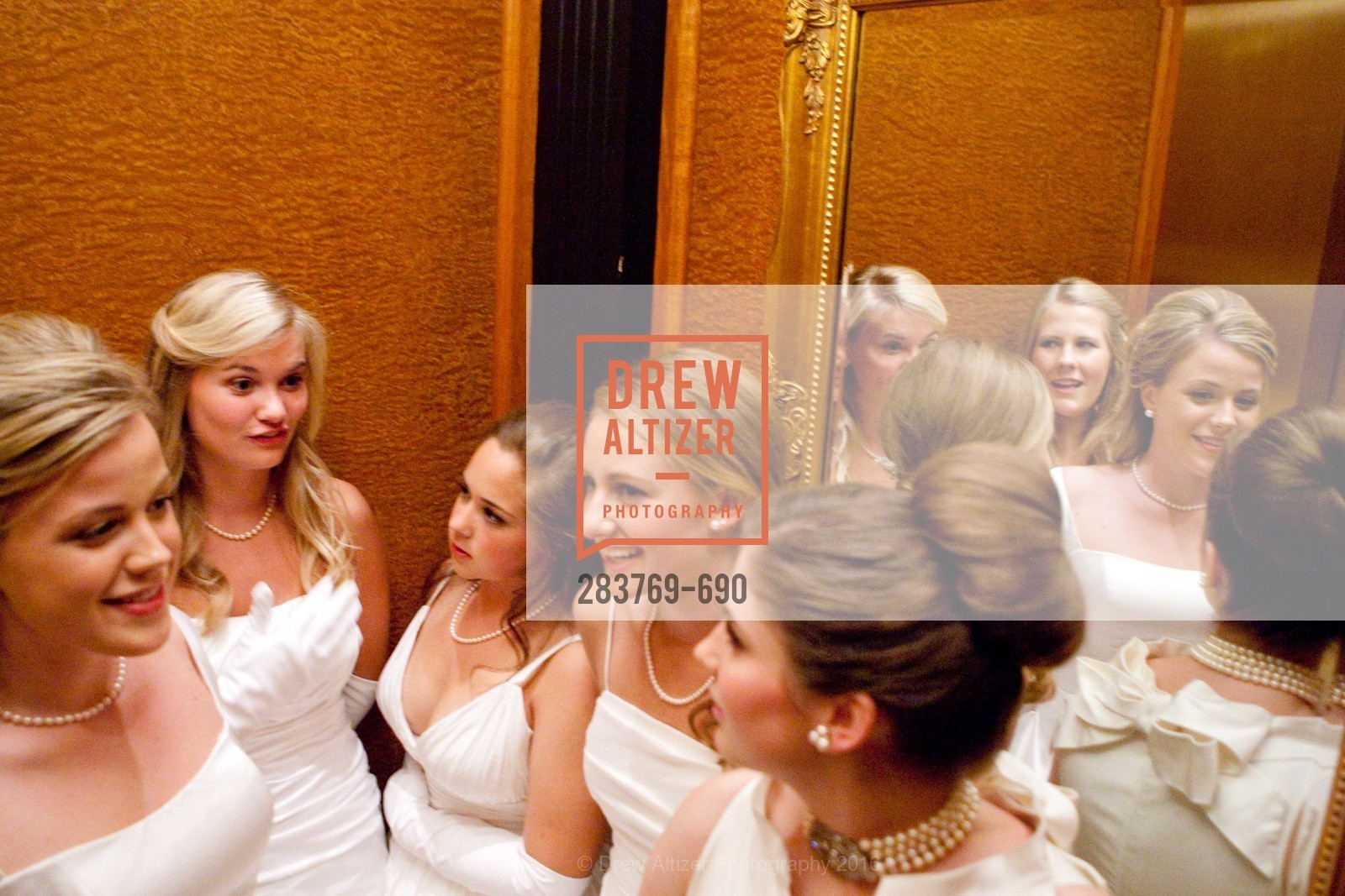 Averell Edmondson, Emma Jesberg, Taylor Roy, Abigail Mathieson, Denise Rollandi, 2009 Debutante Ball, Unknown, July 4th, 2008,Drew Altizer, Drew Altizer Photography, full-service agency, private events, San Francisco photographer, photographer california