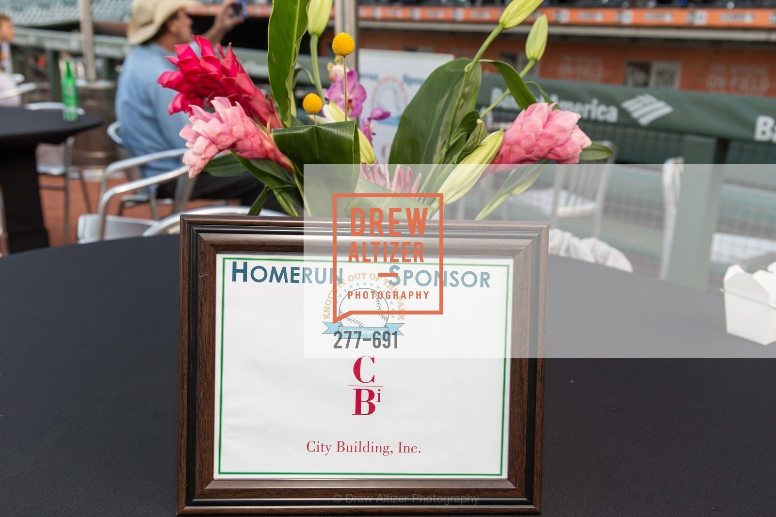 Atmosphere, ST. FRANCIS FOUNDATION'S Knock It Out of the Park, US. AT&T Park, June 4th, 2015,Drew Altizer, Drew Altizer Photography, full-service agency, private events, San Francisco photographer, photographer california