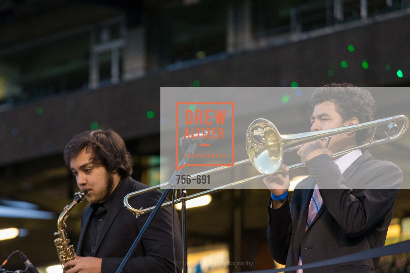 Performance By SF Jazz All Start High School Band, ST. FRANCIS FOUNDATION'S Knock It Out of the Park, US, June 4th, 2015,Drew Altizer, Drew Altizer Photography, full-service agency, private events, San Francisco photographer, photographer california