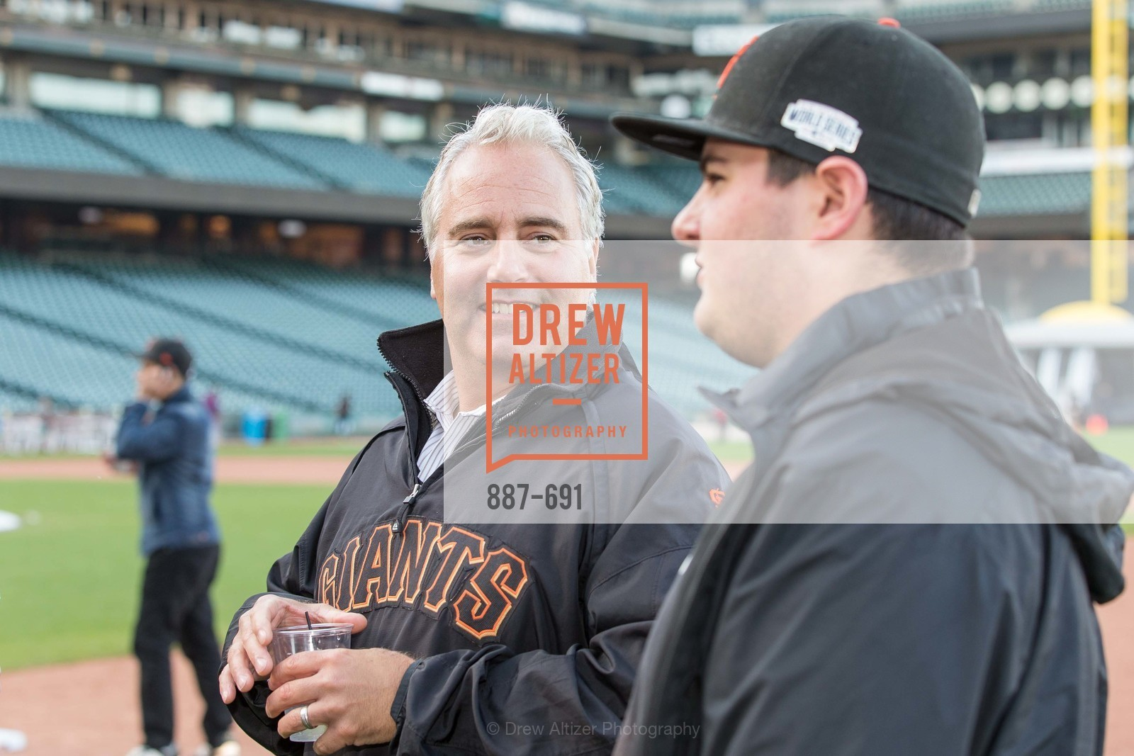Daniel Amigone, Dominic Amigone, ST. FRANCIS FOUNDATION'S Knock It Out of the Park, US. AT&T Park, June 4th, 2015,Drew Altizer, Drew Altizer Photography, full-service agency, private events, San Francisco photographer, photographer california