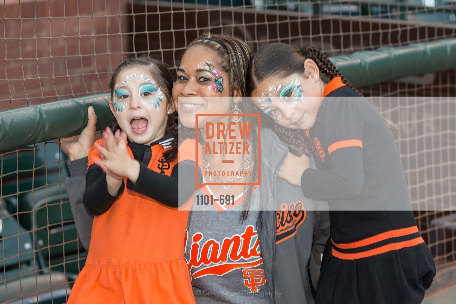 Aryana Poynter, Michelle Almodovar, Evie Poynter, ST. FRANCIS FOUNDATION'S Knock It Out of the Park, US. AT&T Park, June 4th, 2015,Drew Altizer, Drew Altizer Photography, full-service agency, private events, San Francisco photographer, photographer california