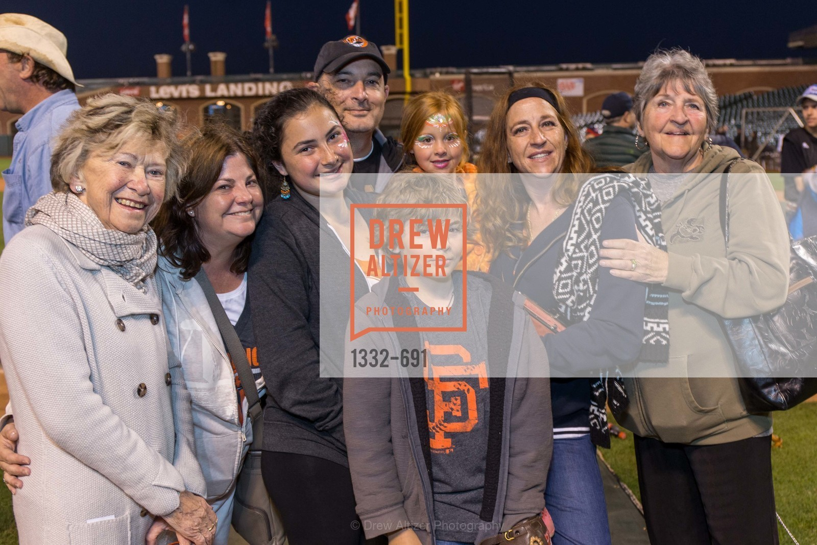 Kinch Family, ST. FRANCIS FOUNDATION'S Knock It Out of the Park, US. AT&T Park, June 4th, 2015,Drew Altizer, Drew Altizer Photography, full-service agency, private events, San Francisco photographer, photographer california