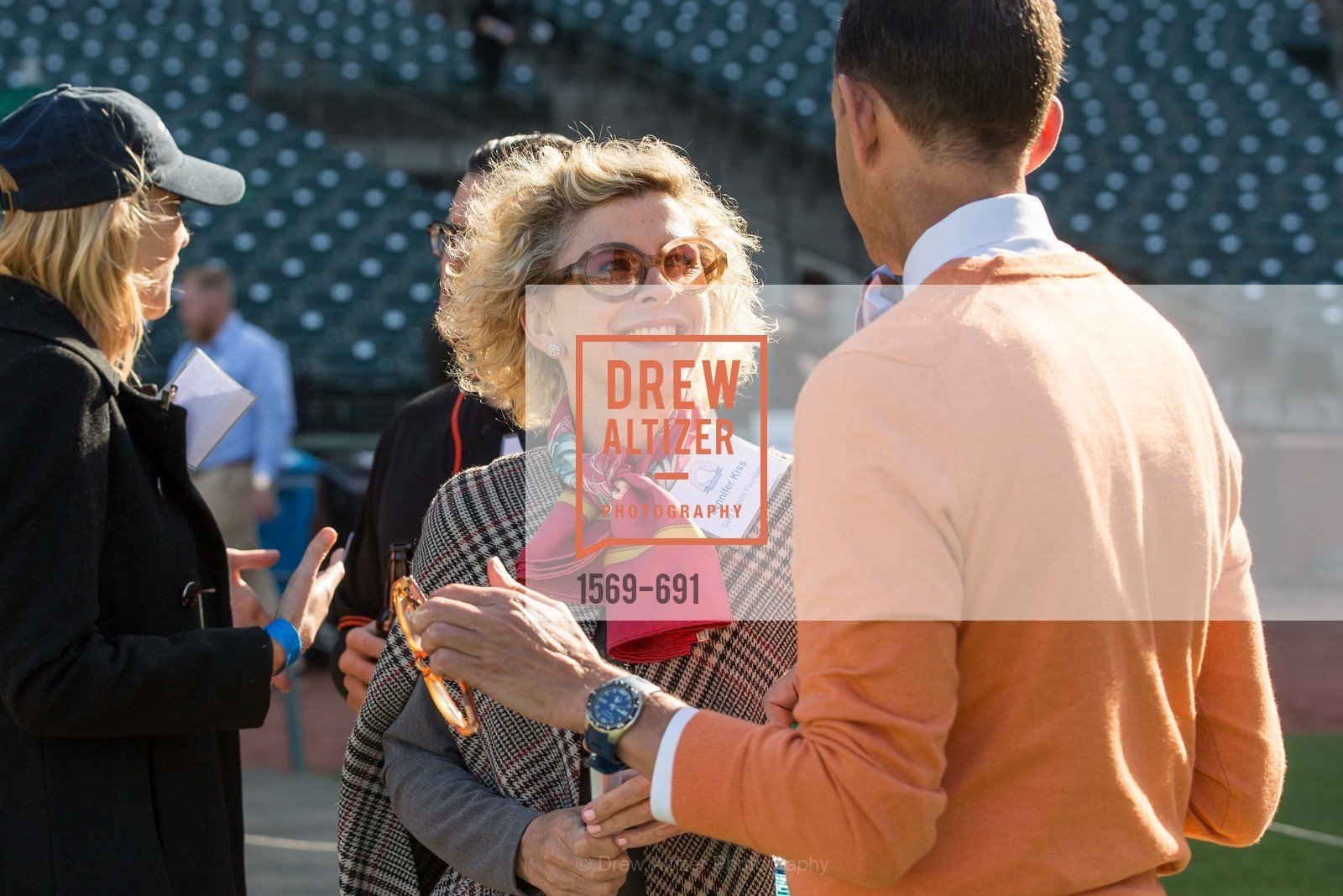 Jennifer Kiss, ST. FRANCIS FOUNDATION'S Knock It Out of the Park, US. AT&T Park, June 4th, 2015,Drew Altizer, Drew Altizer Photography, full-service agency, private events, San Francisco photographer, photographer california