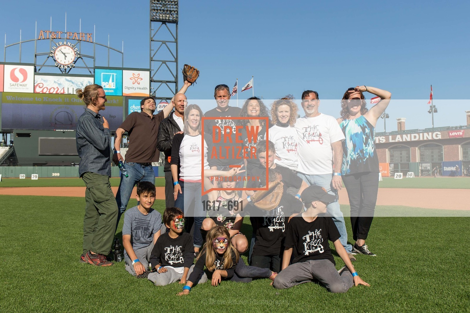 Boys And Girls Club of Tenderloin District, ST. FRANCIS FOUNDATION'S Knock It Out of the Park, US. AT&T Park, June 4th, 2015,Drew Altizer, Drew Altizer Photography, full-service agency, private events, San Francisco photographer, photographer california