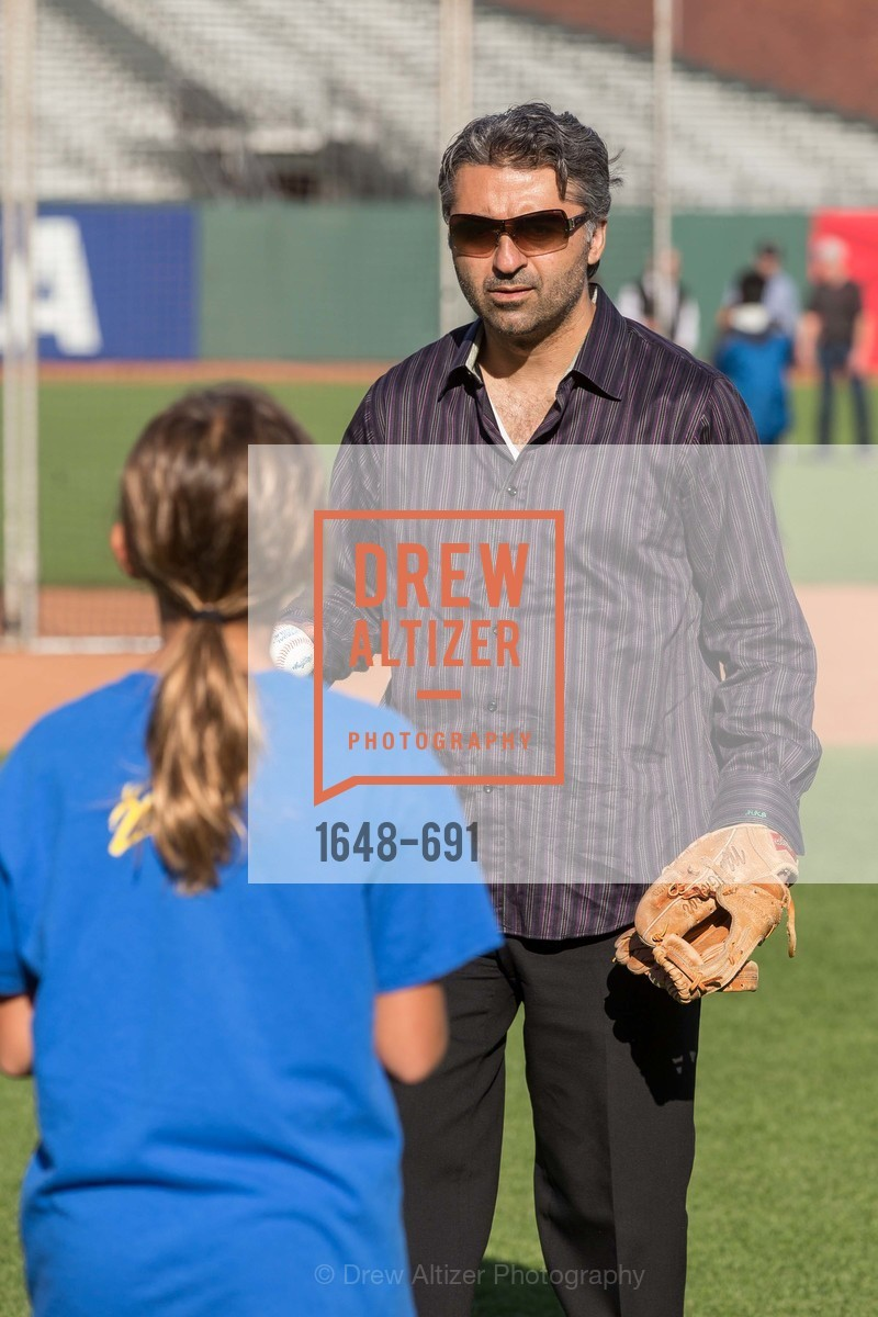 Hooman Khalili, ST. FRANCIS FOUNDATION'S Knock It Out of the Park, US. AT&T Park, June 4th, 2015,Drew Altizer, Drew Altizer Photography, full-service agency, private events, San Francisco photographer, photographer california