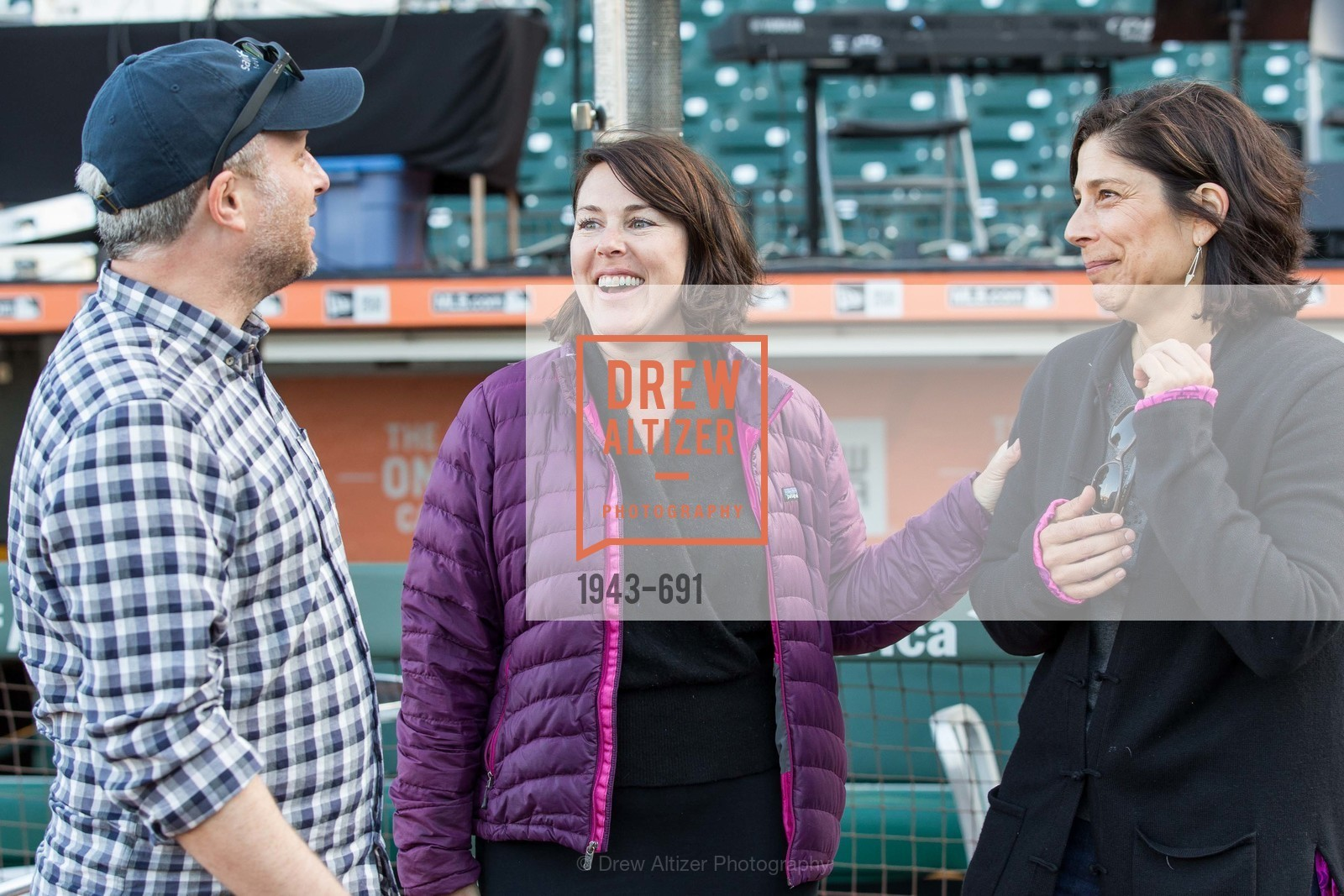 Marshall Lamm, Dana Seltz, Jill Deitch, ST. FRANCIS FOUNDATION'S Knock It Out of the Park, US. AT&T Park, June 4th, 2015,Drew Altizer, Drew Altizer Photography, full-service agency, private events, San Francisco photographer, photographer california