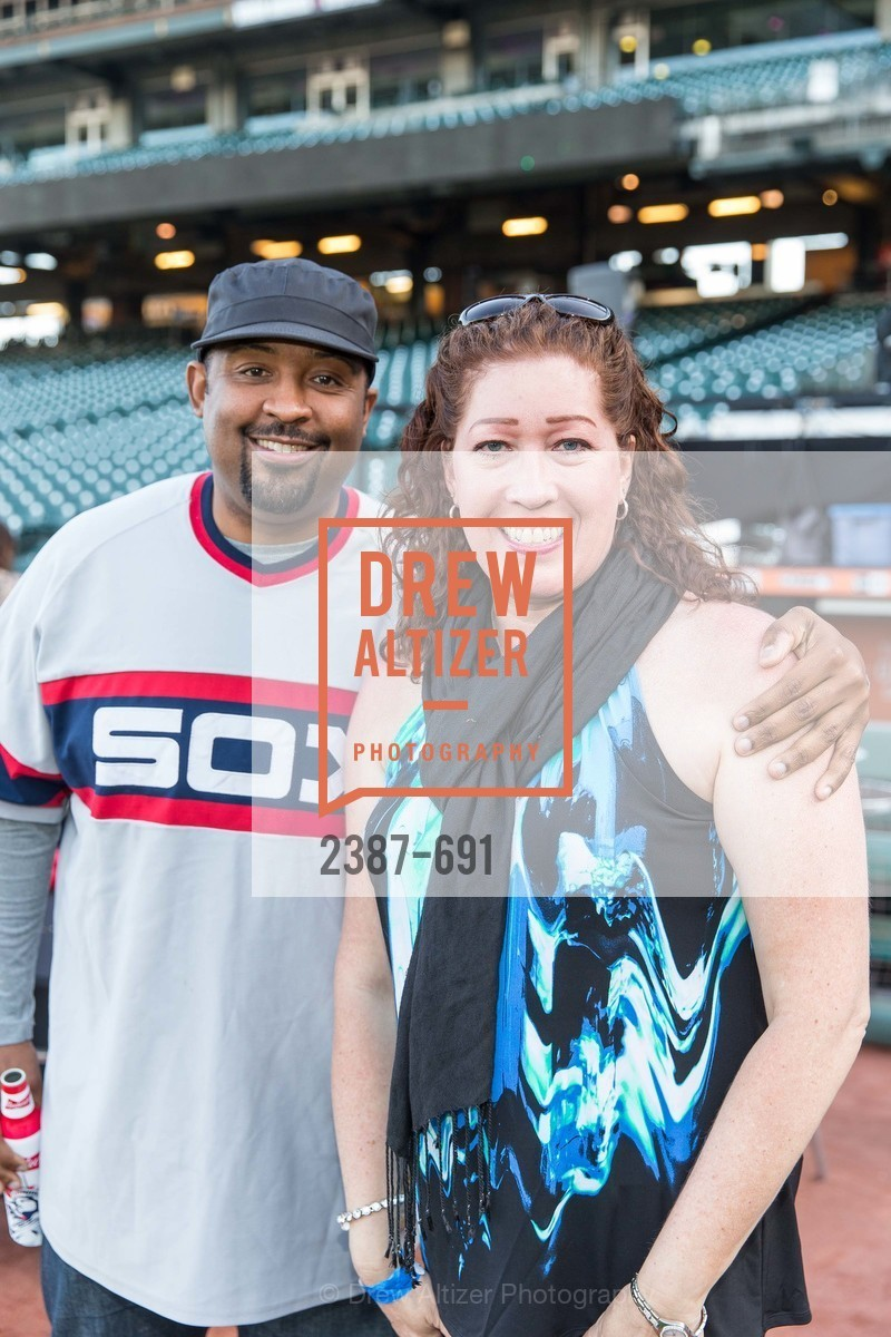 Lee Moore, Ann Marie, ST. FRANCIS FOUNDATION'S Knock It Out of the Park, US. AT&T Park, June 4th, 2015,Drew Altizer, Drew Altizer Photography, full-service agency, private events, San Francisco photographer, photographer california