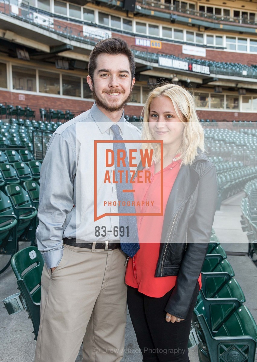 Sean Stephens, Sarah Hagberg, ST. FRANCIS FOUNDATION'S Knock It Out of the Park, US. AT&T Park, June 4th, 2015,Drew Altizer, Drew Altizer Photography, full-service agency, private events, San Francisco photographer, photographer california