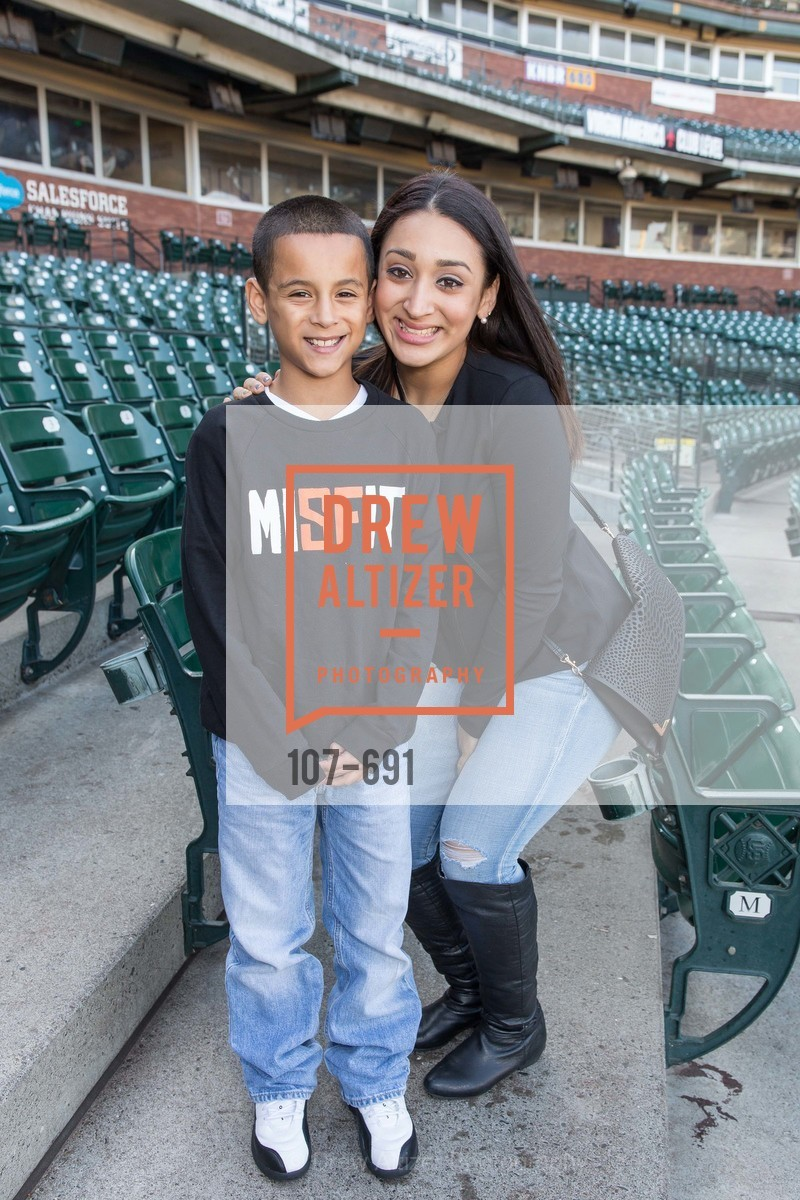 Valente Espino, Rena Contreras, ST. FRANCIS FOUNDATION'S Knock It Out of the Park, US. AT&T Park, June 4th, 2015,Drew Altizer, Drew Altizer Photography, full-service agency, private events, San Francisco photographer, photographer california