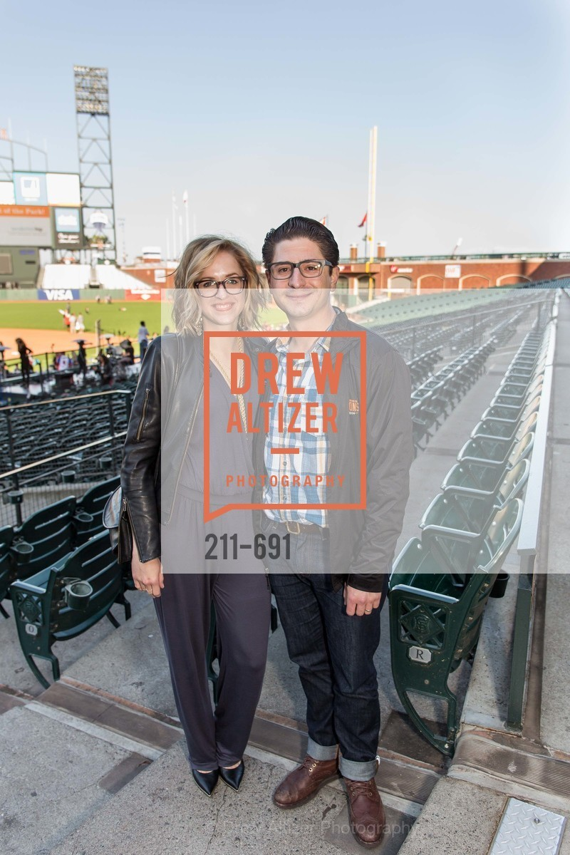 Ali Moss, Sam Moss, ST. FRANCIS FOUNDATION'S Knock It Out of the Park, US, June 4th, 2015,Drew Altizer, Drew Altizer Photography, full-service agency, private events, San Francisco photographer, photographer california