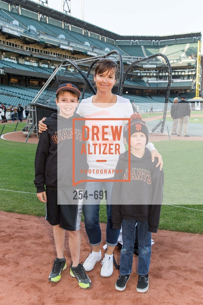 Thomas Smith, Kate Smith, Griffin Smith, ST. FRANCIS FOUNDATION'S Knock It Out of the Park, US. AT&T Park, June 4th, 2015,Drew Altizer, Drew Altizer Photography, full-service agency, private events, San Francisco photographer, photographer california