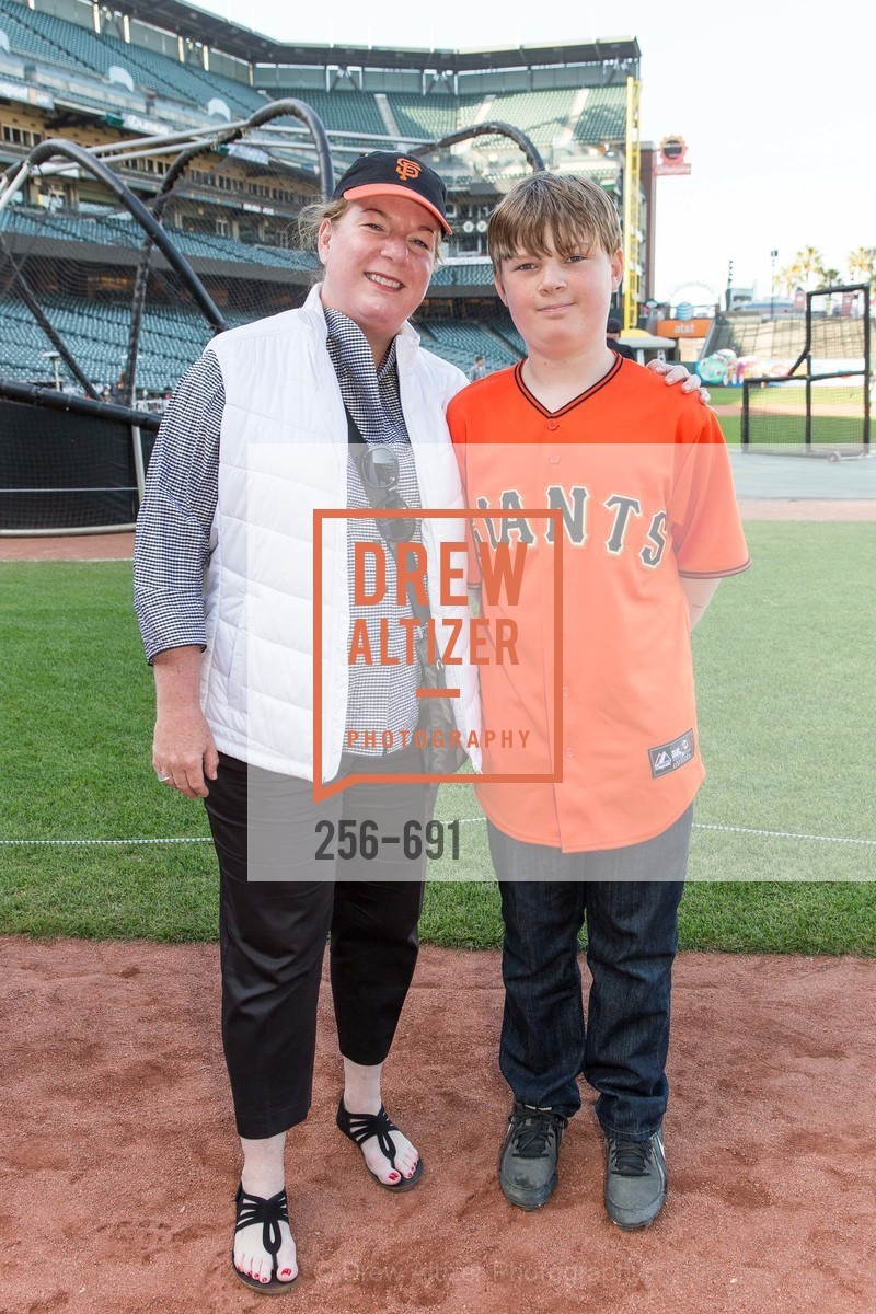 Jennifer Meighan, William Franklin, ST. FRANCIS FOUNDATION'S Knock It Out of the Park, US. AT&T Park, June 4th, 2015,Drew Altizer, Drew Altizer Photography, full-service agency, private events, San Francisco photographer, photographer california