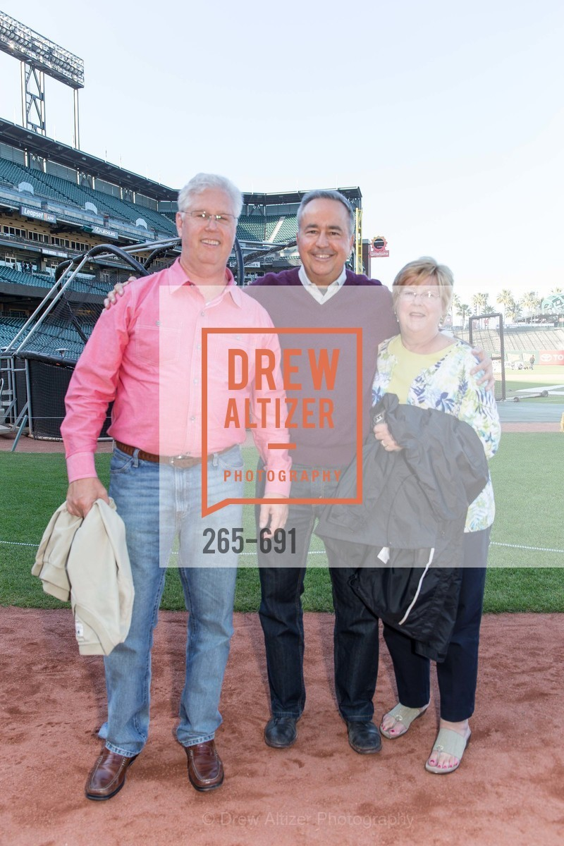 Ray O'Brien, Patrick Kiss, Maureen O'Brien, ST. FRANCIS FOUNDATION'S Knock It Out of the Park, US, June 4th, 2015,Drew Altizer, Drew Altizer Photography, full-service agency, private events, San Francisco photographer, photographer california