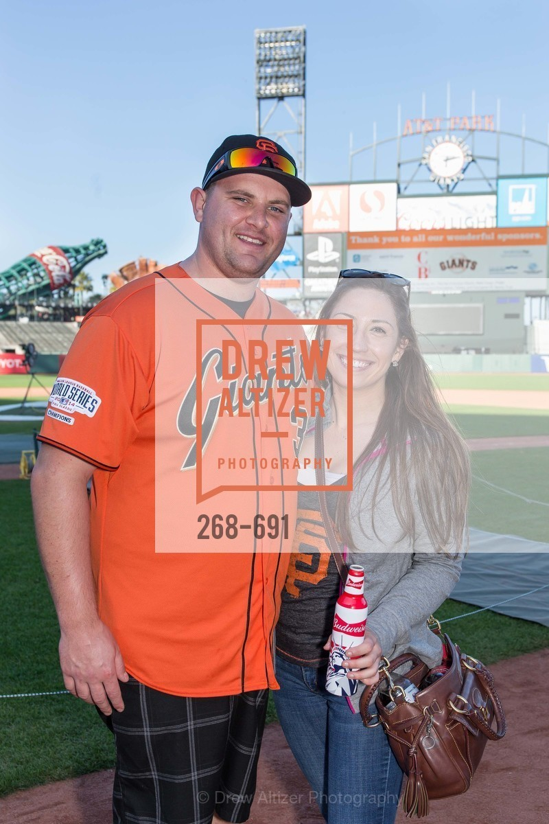 Jesse Wagner, Amanda Thomas, ST. FRANCIS FOUNDATION'S Knock It Out of the Park, US, June 4th, 2015,Drew Altizer, Drew Altizer Photography, full-service agency, private events, San Francisco photographer, photographer california