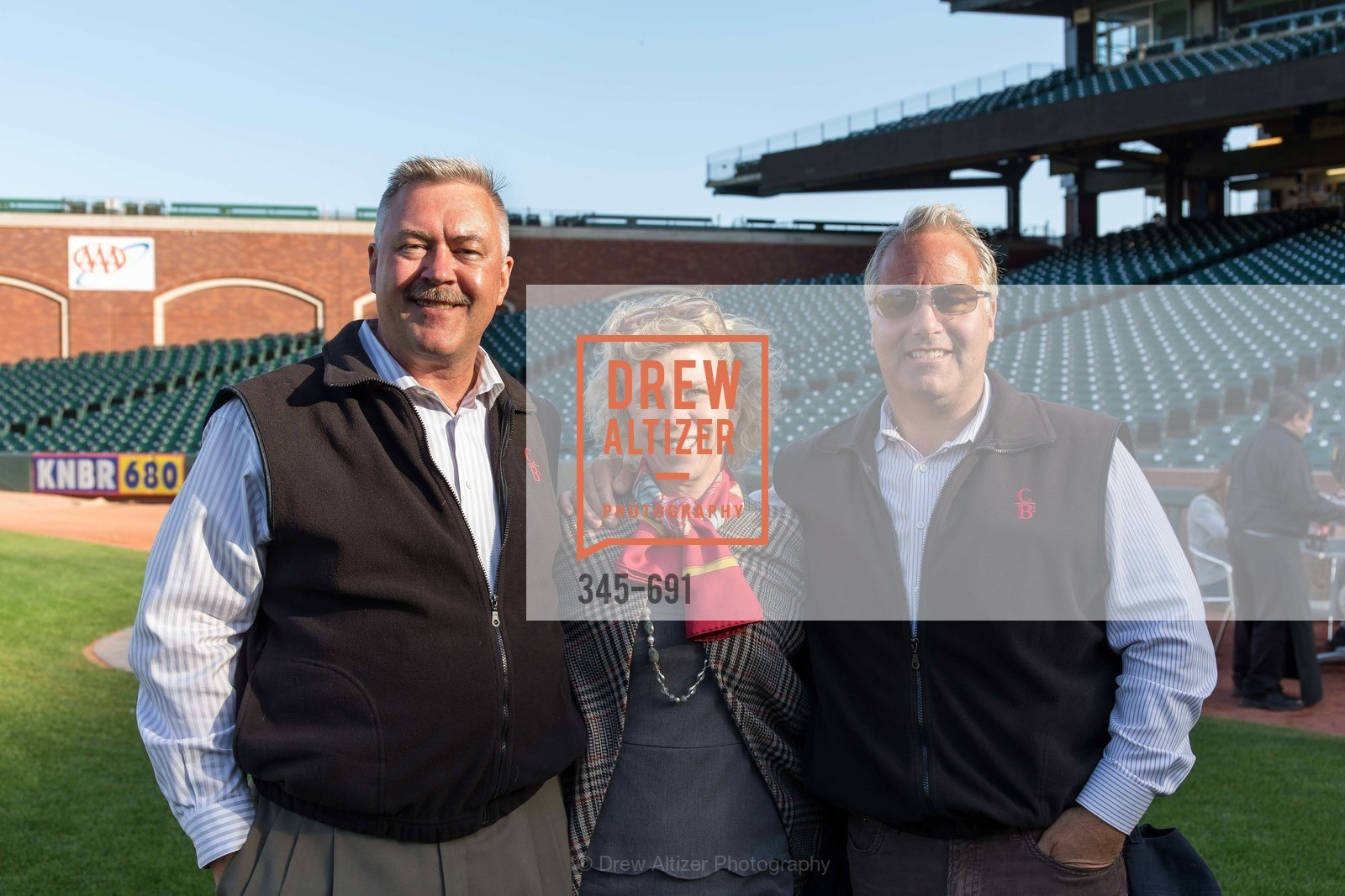 Scott Hagberg, Jennifer Kiss, Dan Amigone, ST. FRANCIS FOUNDATION'S Knock It Out of the Park, US. AT&T Park, June 4th, 2015,Drew Altizer, Drew Altizer Photography, full-service agency, private events, San Francisco photographer, photographer california
