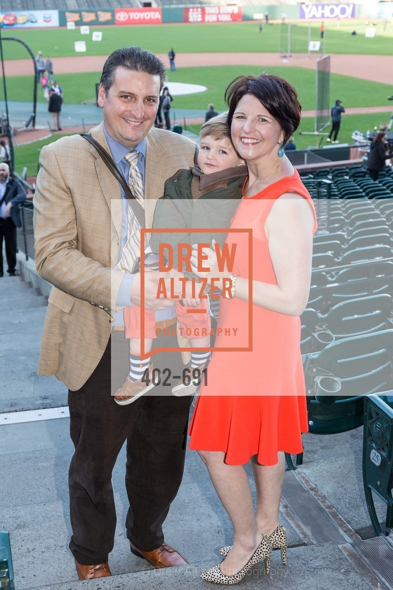 Guido Lanza, Luca Lanza, Bridgett Lanza, ST. FRANCIS FOUNDATION'S Knock It Out of the Park, US. AT&T Park, June 4th, 2015,Drew Altizer, Drew Altizer Photography, full-service agency, private events, San Francisco photographer, photographer california