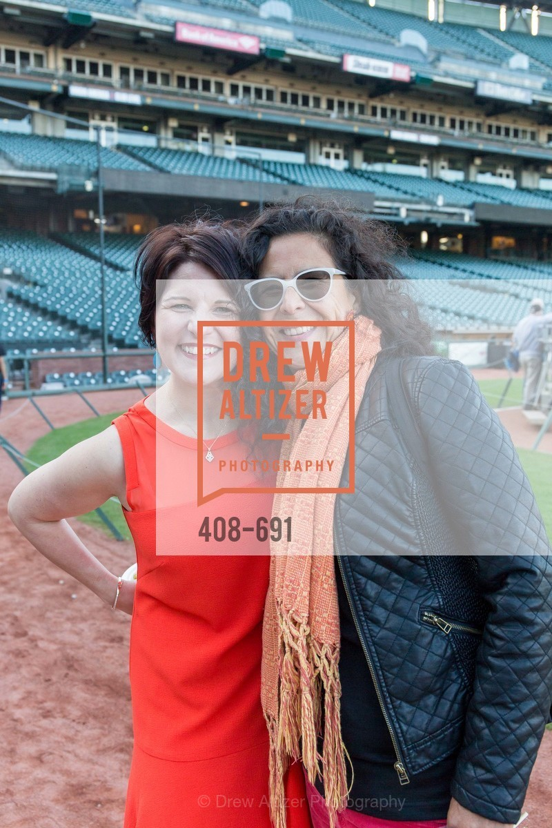 Bridgett Lanza, Cat Zamora, ST. FRANCIS FOUNDATION'S Knock It Out of the Park, US, June 4th, 2015,Drew Altizer, Drew Altizer Photography, full-service agency, private events, San Francisco photographer, photographer california