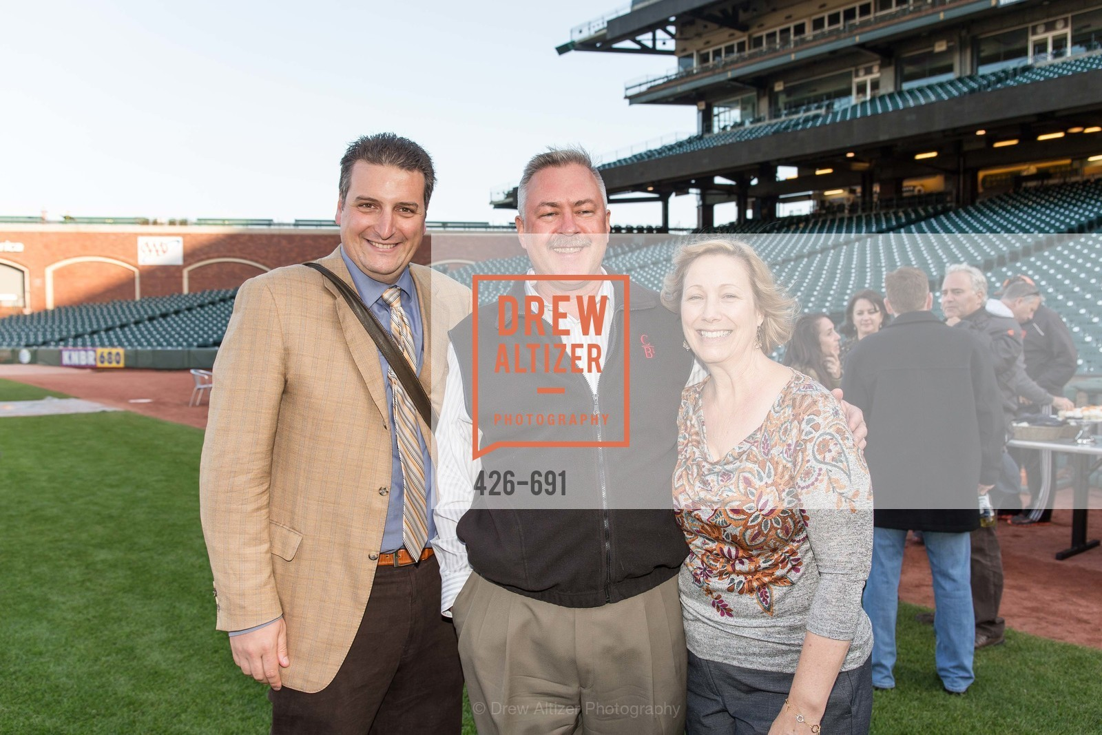 Guido Lanza, Scott Hagberg, Sharon Hagberg, ST. FRANCIS FOUNDATION'S Knock It Out of the Park, US. AT&T Park, June 4th, 2015,Drew Altizer, Drew Altizer Photography, full-service agency, private events, San Francisco photographer, photographer california