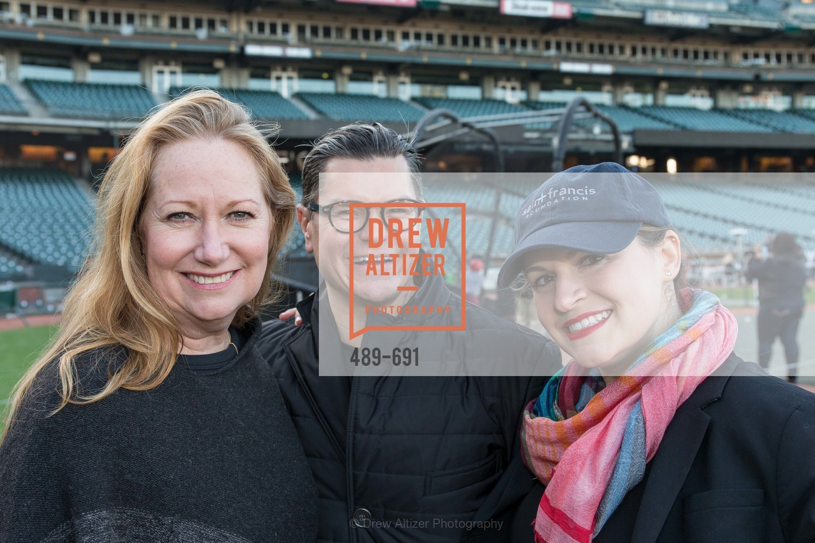 Cydney Payton, Christopher Meza, Allison Lamm, ST. FRANCIS FOUNDATION'S Knock It Out of the Park, US. AT&T Park, June 4th, 2015,Drew Altizer, Drew Altizer Photography, full-service agency, private events, San Francisco photographer, photographer california