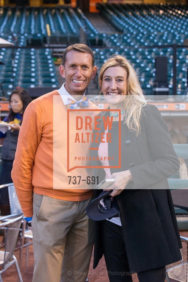 Markham Miller, Colleen McGuinn, ST. FRANCIS FOUNDATION'S Knock It Out of the Park, US. AT&T Park, June 4th, 2015,Drew Altizer, Drew Altizer Photography, full-service agency, private events, San Francisco photographer, photographer california