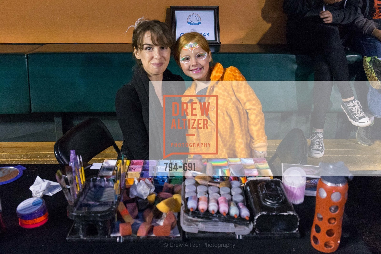 Lisa Flora, Christine Kinch, ST. FRANCIS FOUNDATION'S Knock It Out of the Park, US. AT&T Park, June 4th, 2015,Drew Altizer, Drew Altizer Photography, full-service agency, private events, San Francisco photographer, photographer california