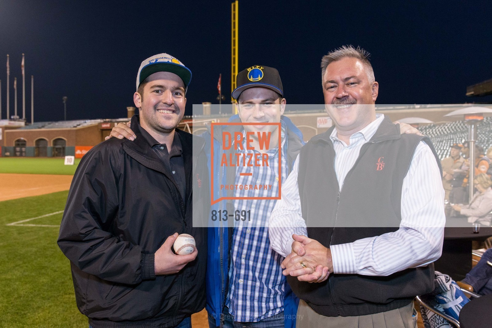 Vince Baldwin, Cody Beratlis, Scott Hagberg, ST. FRANCIS FOUNDATION'S Knock It Out of the Park, US. AT&T Park, June 4th, 2015,Drew Altizer, Drew Altizer Photography, full-service agency, private events, San Francisco photographer, photographer california