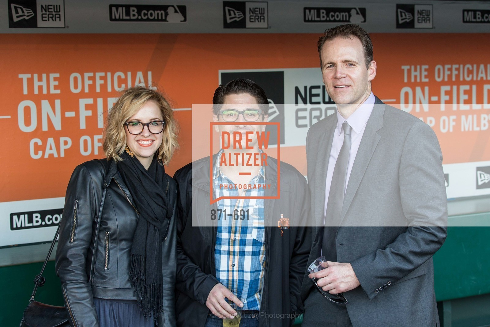 Ali Moss, Sam Moss, Joe Malin, ST. FRANCIS FOUNDATION'S Knock It Out of the Park, US. AT&T Park, June 4th, 2015,Drew Altizer, Drew Altizer Photography, full-service agency, private events, San Francisco photographer, photographer california