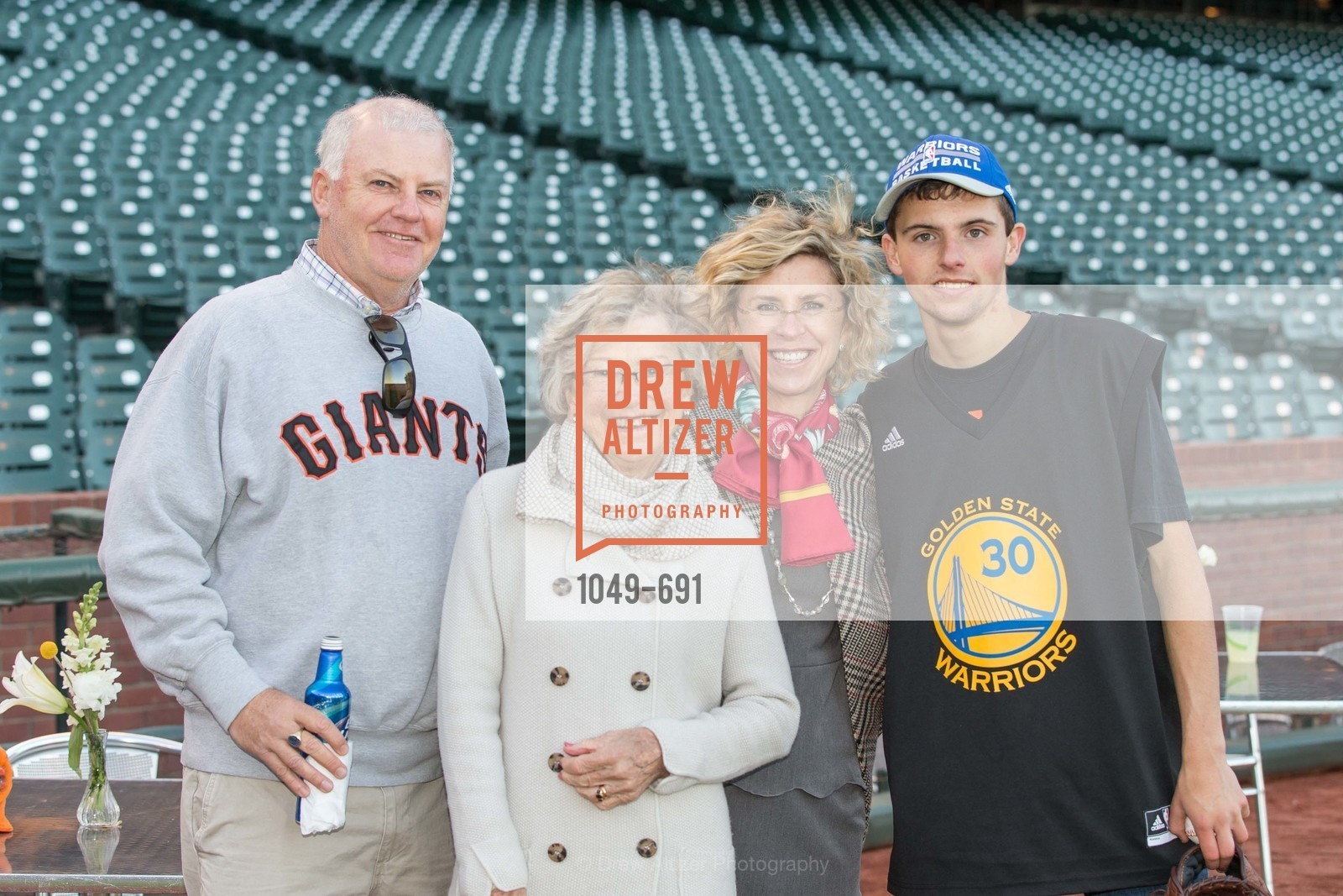 Lock Scholvinck, Margaret Engel, Jennifer Kiss, Felix Scholvinck, ST. FRANCIS FOUNDATION'S Knock It Out of the Park, US. AT&T Park, June 4th, 2015,Drew Altizer, Drew Altizer Photography, full-service agency, private events, San Francisco photographer, photographer california
