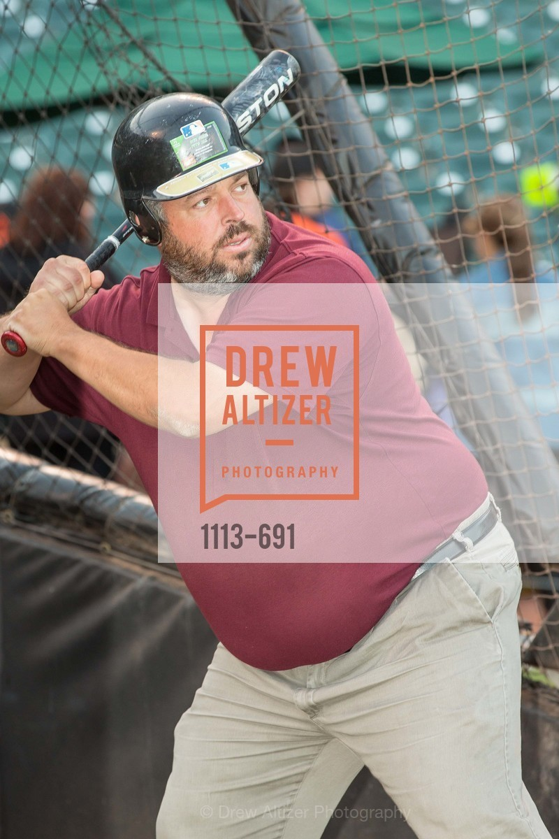 Joseph Ayers, ST. FRANCIS FOUNDATION'S Knock It Out of the Park, US. AT&T Park, June 4th, 2015,Drew Altizer, Drew Altizer Photography, full-service agency, private events, San Francisco photographer, photographer california