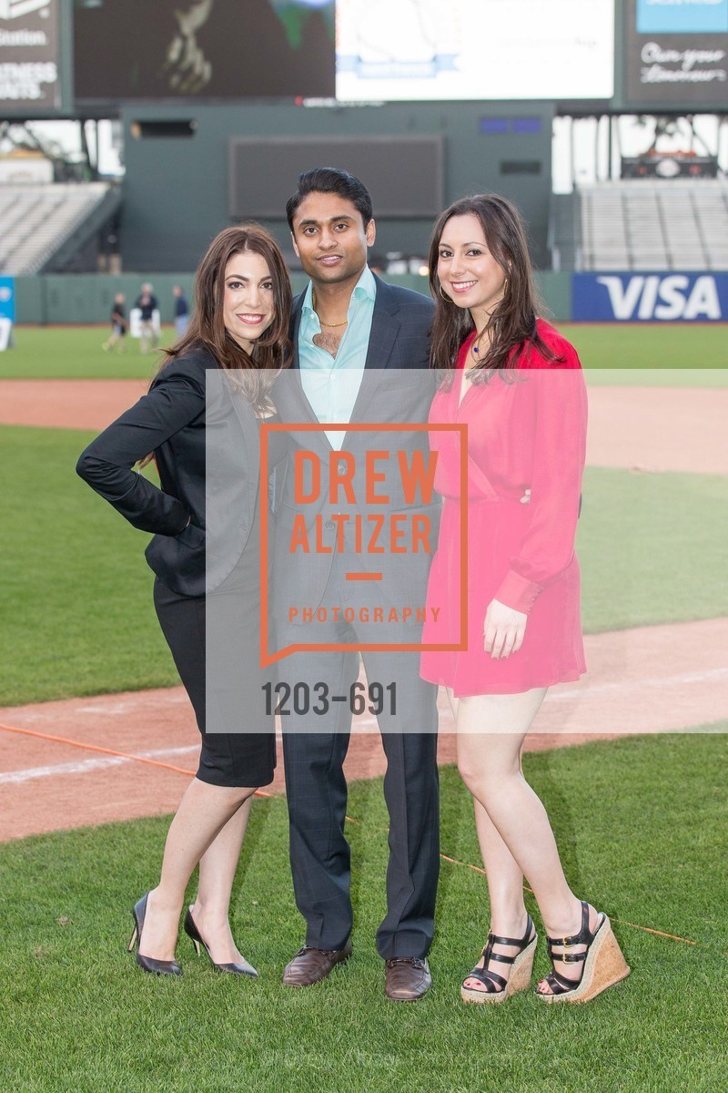Daniella Vallurupalli, Aneal Vallurupalli, Nicole Qaquandah, ST. FRANCIS FOUNDATION'S Knock It Out of the Park, US, June 4th, 2015,Drew Altizer, Drew Altizer Photography, full-service agency, private events, San Francisco photographer, photographer california