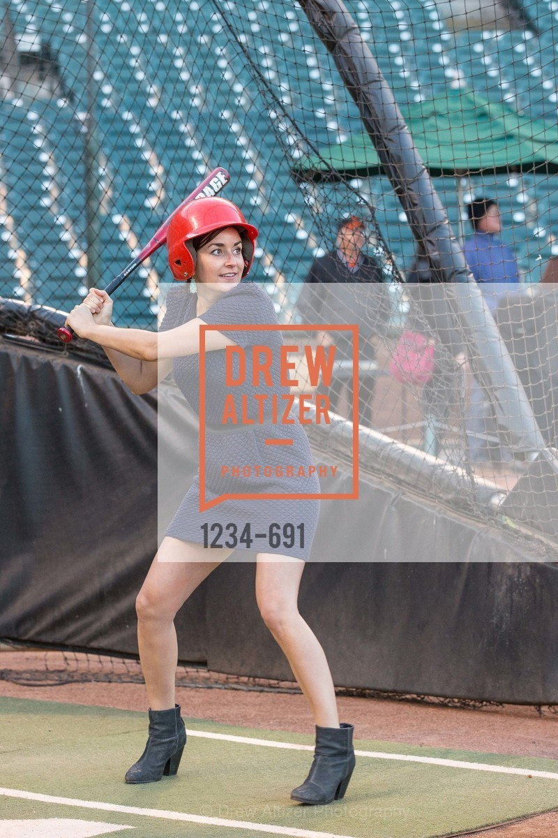 Kaitlyn Landers, ST. FRANCIS FOUNDATION'S Knock It Out of the Park, US. AT&T Park, June 4th, 2015,Drew Altizer, Drew Altizer Photography, full-service agency, private events, San Francisco photographer, photographer california