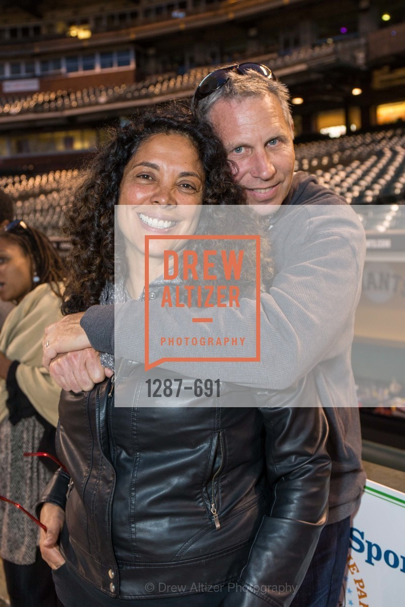 Brenda Lucero, Ken Lucero, ST. FRANCIS FOUNDATION'S Knock It Out of the Park, US. AT&T Park, June 4th, 2015,Drew Altizer, Drew Altizer Photography, full-service agency, private events, San Francisco photographer, photographer california