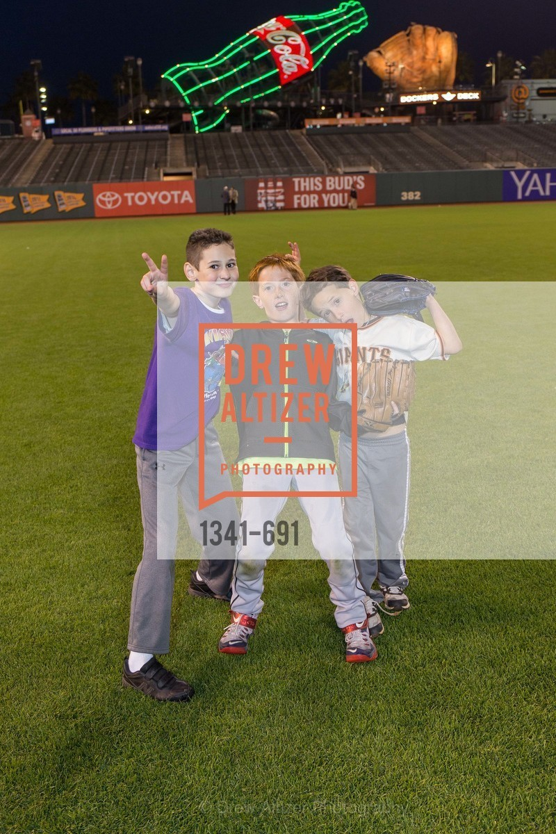 Richard Conlon, Max Makley, Mark Makley, ST. FRANCIS FOUNDATION'S Knock It Out of the Park, US. AT&T Park, June 4th, 2015,Drew Altizer, Drew Altizer Photography, full-service agency, private events, San Francisco photographer, photographer california