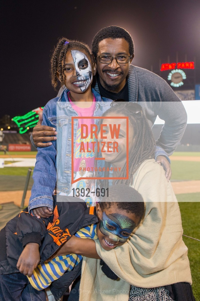 Kailynn Guidrey, Solomon Guidrey, Darrell Guidrey, Rena Guidrey, ST. FRANCIS FOUNDATION'S Knock It Out of the Park, US. AT&T Park, June 4th, 2015,Drew Altizer, Drew Altizer Photography, full-service agency, private events, San Francisco photographer, photographer california